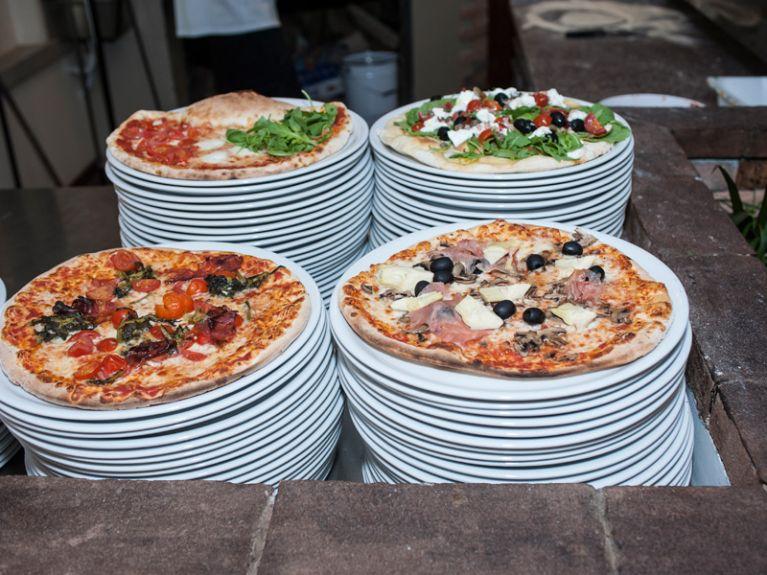 Pizze senza glutine e senza lattosio